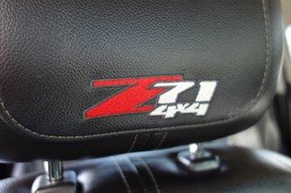 2017 Holden Colorado RG MY18 Z71 Pickup Crew Cab Black 6 Speed Sports Automatic Utility