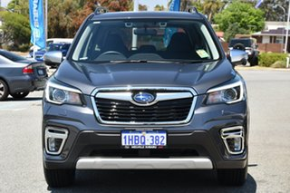 2020 Subaru Forester S5 MY20 Hybrid L CVT AWD Magnetite Grey 7 Speed Constant Variable Wagon Hybrid