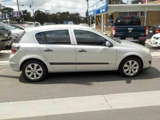 2008 Holden Astra AH MY08.5 60th Anniversary Silver 5 Speed Manual Hatchback