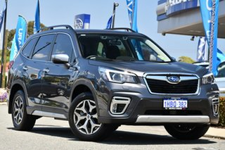 2020 Subaru Forester S5 MY20 Hybrid L CVT AWD Magnetite Grey 7 Speed Constant Variable Wagon Hybrid.