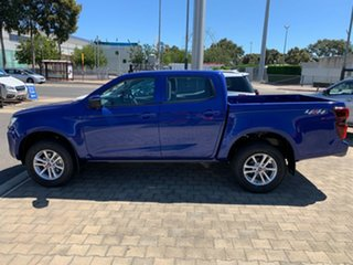 2020 Isuzu D-MAX RG MY21 LS-M Crew Cab Cobalt Blue 6 Speed Sports Automatic Utility
