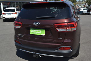 2016 Kia Sorento UM MY16 Platinum AWD Red 6 Speed Sports Automatic Wagon
