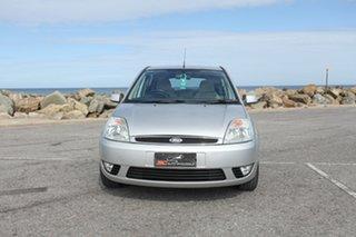2004 Ford Fiesta WP Ghia Grey 5 Speed Manual Hatchback.