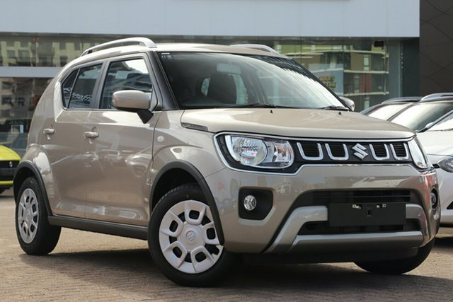 New Suzuki Ignis MF Series II GL Maitland, 2021 Suzuki Ignis MF Series II GL Pure White 1 Speed Constant Variable Hatchback