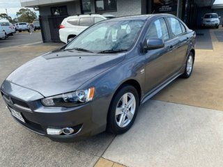 2008 Mitsubishi Lancer CJ MY08 VR Grey 5 Speed Manual Sedan