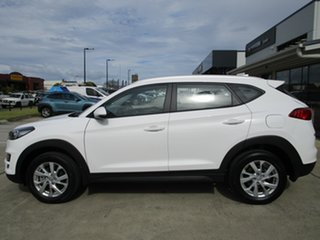 2020 Hyundai Tucson TL4 MY20 Active 2WD White 6 Speed Automatic Wagon.