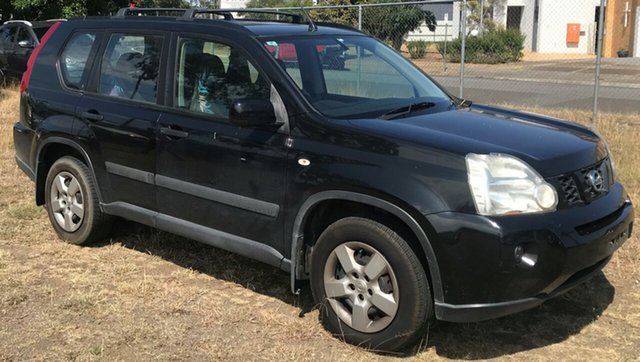 Used Nissan X-Trail T31 ST, 2008 Nissan X-Trail T31 ST Black 1 Speed Constant Variable Wagon