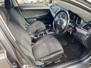 2008 Mitsubishi Lancer CJ MY08 VR Grey 5 Speed Manual Sedan
