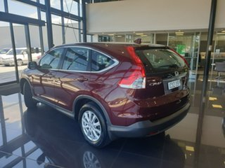 2014 Honda CR-V RM MY15 VTi Red 5 Speed Automatic Wagon.