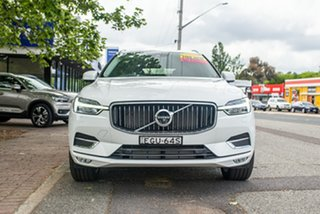 2019 Volvo XC60 UZ MY20 T5 AWD Inscription White 8 Speed Sports Automatic Wagon.
