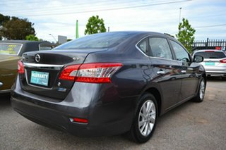 2014 Nissan Pulsar B17 ST Grey Continuous Variable Sedan