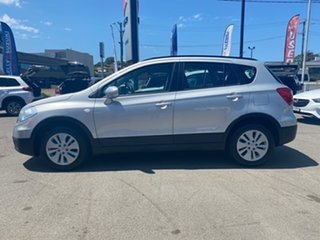 2014 Suzuki S-Cross JY GL Silver 5 Speed Manual Hatchback