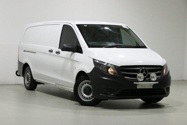 Used Mercedes-Benz Vito 447 114 BlueTEC LWB, 2017 Mercedes-Benz Vito 447 114 BlueTEC LWB White 7 Speed Automatic Van