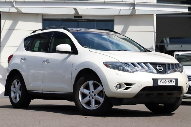 Used Nissan Murano Z51 TI, 2010 Nissan Murano Z51 TI White 6 Speed Constant Variable Wagon