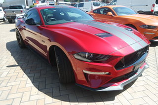 2019 Ford Mustang FN 2020MY GT Rapid Red 6 Speed Manual Fastback