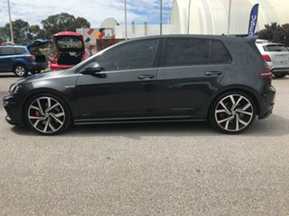 2016 Volkswagen Golf VII MY16 GTI DSG 40 Years Grey 6 Speed Sports Automatic Dual Clutch Hatchback