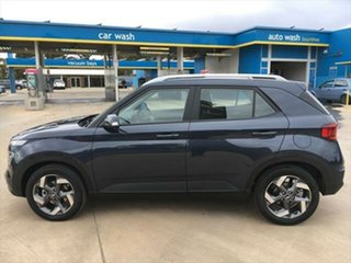 2020 Hyundai Venue QX.2 MY20 Active The Denim 6 Speed Automatic Wagon