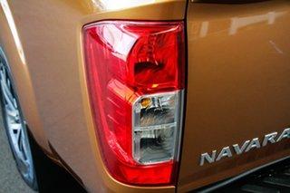 2017 Nissan Navara D23 S2 ST-X 4x2 Brown 7 Speed Sports Automatic Utility