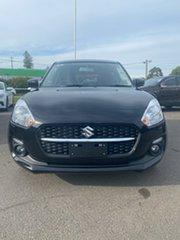 2020 Suzuki Swift AZ Series II GL Navigator Super Black 1 Speed Constant Variable Hatchback.