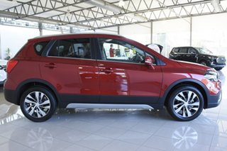 2020 Suzuki S-Cross JY Turbo Prestige Energetic Red 6 Speed Sports Automatic Hatchback