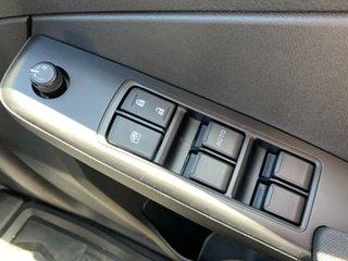 2020 Isuzu D-MAX RG MY21 LS-M Crew Cab Mercury Silver 6 Speed Manual Utility
