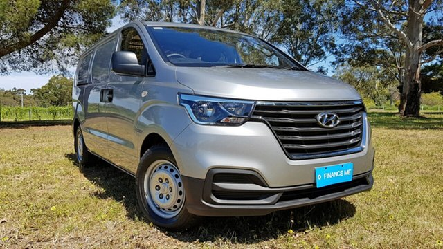 Used Hyundai iLOAD TQ4 MY19 Nuriootpa, 2018 Hyundai iLOAD TQ4 MY19 Hyper Metallic 5 Speed Automatic Van