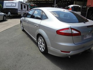 2009 Ford Mondeo MB Titanium Silver 6 Speed Automatic Hatchback