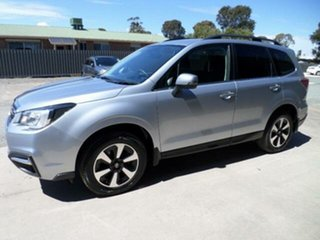 2017 Subaru Forester MY17 2.5I-L Silver Continuous Variable Wagon.