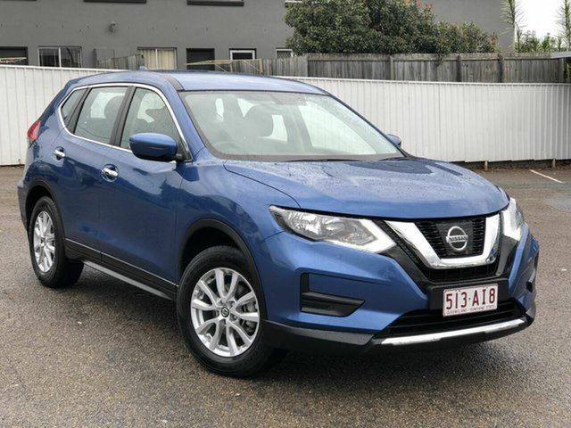 Used Nissan X-Trail T32 Series II ST X-tronic 4WD, 2019 Nissan X-Trail T32 Series II ST X-tronic 4WD Blue 7 Speed Constant Variable Wagon