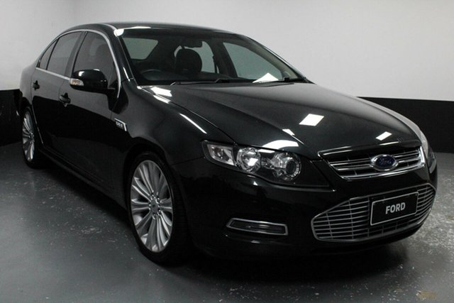 Used Ford Falcon FG MkII G6E Turbo, 2013 Ford Falcon FG MkII G6E Turbo Sillouttee Black Greenblack 6 Speed Sports Automatic Sedan