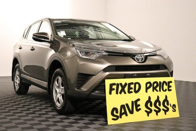 Used Toyota RAV4 ASA44R GX AWD, 2016 Toyota RAV4 ASA44R GX AWD Liquid Bronze 6 speed Automatic Wagon