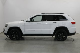 2015 Jeep Grand Cherokee WK MY15 Limited White 8 Speed Sports Automatic Wagon.