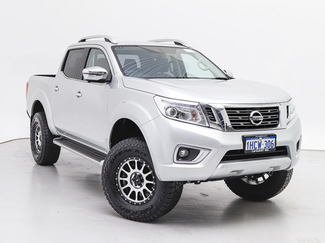 Used Nissan Navara D23 Series 4 MY19 ST-X (4x4), 2019 Nissan Navara D23 Series 4 MY19 ST-X (4x4) Silver 7 Speed Automatic Dual Cab Pick-up
