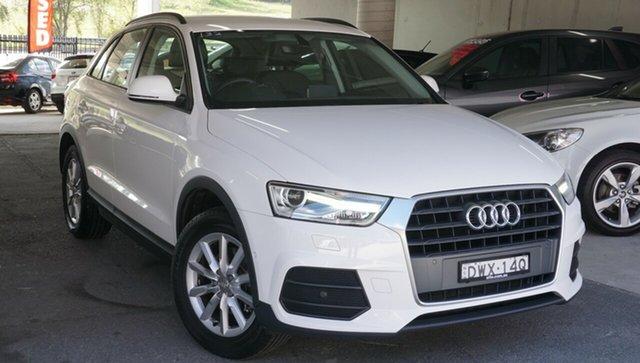 Used Audi Q3 8U MY18 TFSI S Tronic, 2018 Audi Q3 8U MY18 TFSI S Tronic White 6 Speed Sports Automatic Dual Clutch Wagon