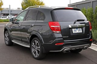 2018 Holden Captiva Grey Wagon.
