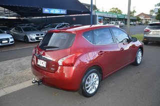 2015 Nissan Pulsar C12 Series 2 ST Maroon Continuous Variable Hatchback.