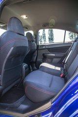 2017 Subaru WRX V1 MY18 AWD Blue 6 Speed Manual Sedan