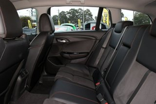 2016 Holden Commodore VF II MY16 SS Sportwagon Black Silver 6 Speed Sports Automatic Wagon