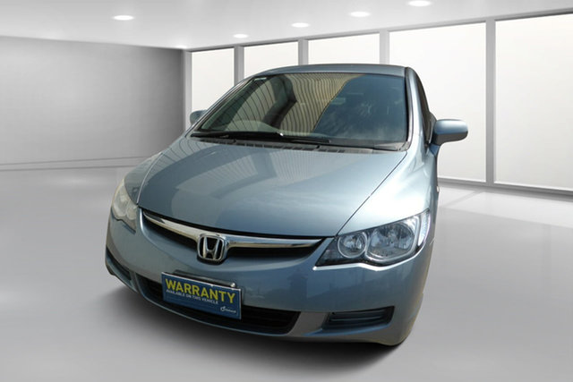Used Honda Civic 8th Gen MY07 VTi-L West Footscray, 2006 Honda Civic 8th Gen MY07 VTi-L 5 Speed Manual Sedan