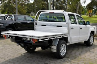 2016 Volkswagen Amarok 2H MY16 TDI420 4MOTION Perm Core Plus White 8 Speed Automatic Utility