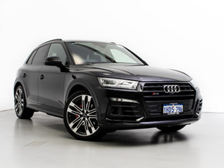 2020 Audi SQ5 FY MY20 3.0 TFSI Quattro Black 8 Speed Automatic Tiptronic Wagon.