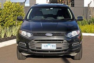 2013 Ford Territory Grey Wagon