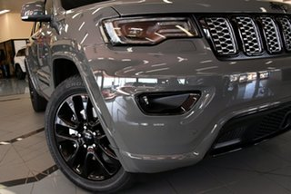 2020 Jeep Grand Cherokee WK MY20 Night Eagle Sting Grey 8 Speed Sports Automatic Wagon