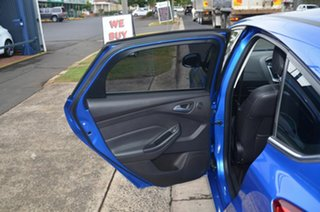 2012 Ford Focus LW MK2 Titanium Blue 6 Speed Automatic Hatchback
