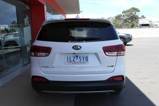 2017 Kia Sorento UM MY17 GT-Line AWD White 6 Speed Sports Automatic Wagon