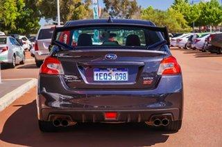 2014 Subaru WRX V1 MY15 STI AWD Grey 6 Speed Manual Sedan.