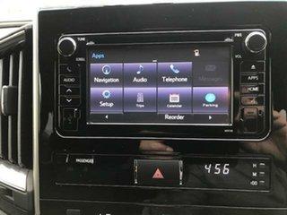 2017 Toyota Landcruiser VDJ200R MY17 LC200 Altitude Special Edition Ebony 6 Speed Automatic Wagon