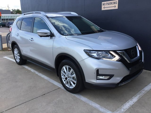 Used Nissan X-Trail T32 Series III MY20 ST-L X-tronic 2WD Stuart Park, 2020 Nissan X-Trail T32 Series III MY20 ST-L X-tronic 2WD Silver 7 Speed Constant Variable Wagon