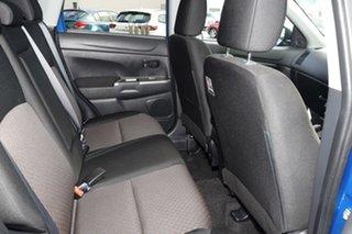 2018 Mitsubishi ASX Blue Wagon