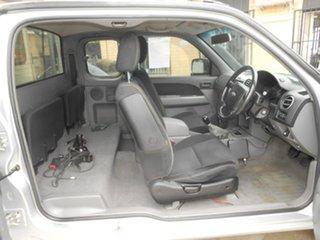 2010 Ford Ranger PK XL Grey 5 Speed Manual